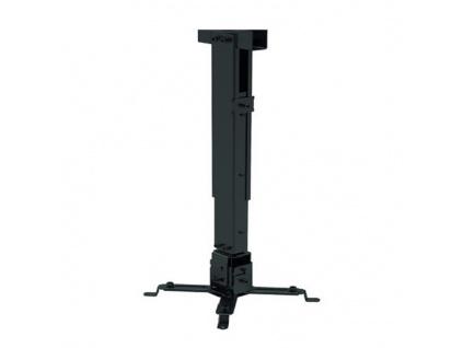 SUNNE by Elite Screens stropní držák pro projektory/ černý/ vzdálenost od stropu 430-650mm