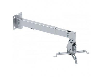 SUNNE by Elite Screens nástěnný držák pro projektory/ stříbrný/ vzdálenost od zdi 430-650mm, PRO02X
