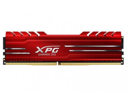 ADATA XPG GAMMIX D10 8GB DDR4 2666MHz / DIMM / CL16 / červená