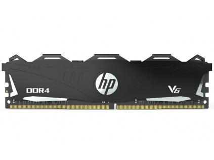 HP Gaming V6 8GB DDR4 3200 MHz / DIMM / CL16 / 1,35V / Heat Shield / Černá, 7EH67AA#ABB