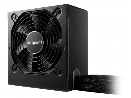 Be quiet! / zdroj SYSTEM POWER 9 400W / active PFC / 120mm fan / 80PLUS Bronze, BN245