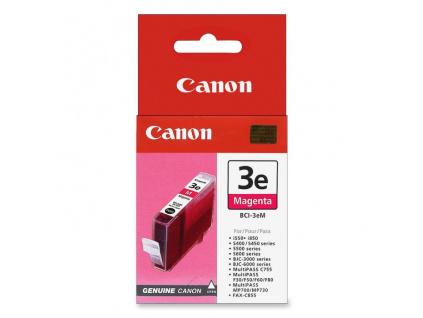 Canon inkoustová náplň BCI-3eM/ Magenta, 4481A002