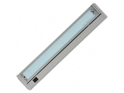 Ecolite 70xSMD,15W,92cm, stříbrná, TL2016-70SMD/15W