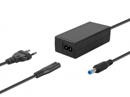 AVACOM nabíjecí adaptér pro notebooky 19V 2,37A 45W konektor 5,5mm x 2,5mm, ADAC-19V-A45W