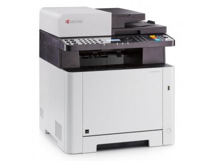 Kyocera ECOSYS M5521cdw, A4 MFP, čb/bar, 21ppm, až 9600x600 dpi, 512MB, fax, duplex, ADF, LAN, Wifi, start. tonery 1200s, ECOSYS M5521cdw