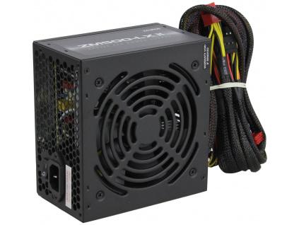 Zalman zdroj ZM500-LXII / 500W / ATX / akt. PFC / 120mm ventilátor