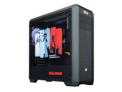 HAL3000 MČR Finale Pro / AMD Ryzen 5 1600/ 16GB/ GTX 1660 Super/ 240GB SSD + 1TB/ W10, PCHS2399