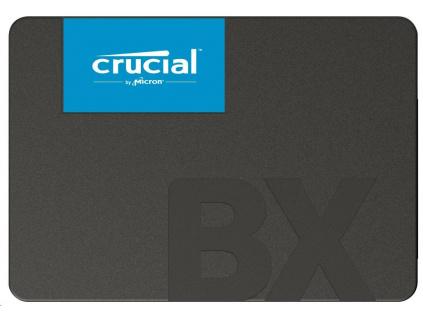 """Crucial SSD BX500, 480GB, SATA III 7mm, 2,5"""", CT480BX500SSD1"""
