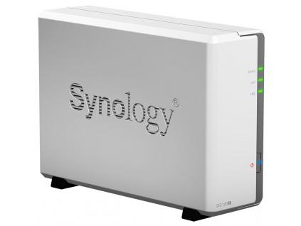 Synology DS120j 1xSATA, 512MB DDR3L, 2x USB 2.0, 1x Gb LAN, DS120j