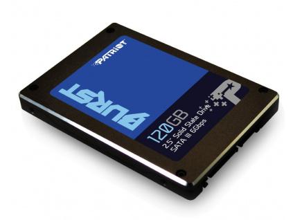 "PATRIOT BURST 120GB SSD / 2,5"" / Interní / SATA 6Gb/s /, PBU120GS25SSDR"
