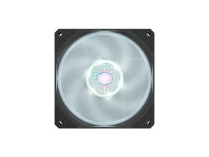 Cooler Master ventilátor SICKLEFLOW 120, bílý, MFX-B2DN-18NPW-R1