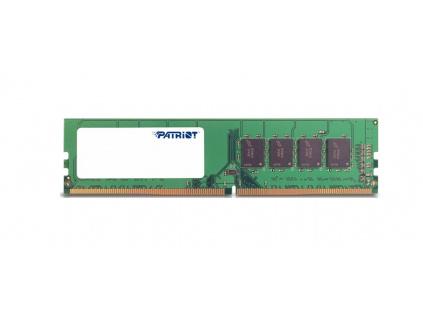 4GB DDR4-2400MHz Patriot CL17 SR 512x16, PSD44G240041