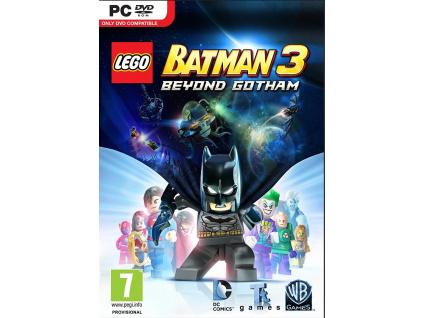 PC - LEGO Batman 3: Beyond Gotham, 5908305209485