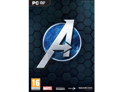 PC - Marvel´s Avengers, 5021290084766