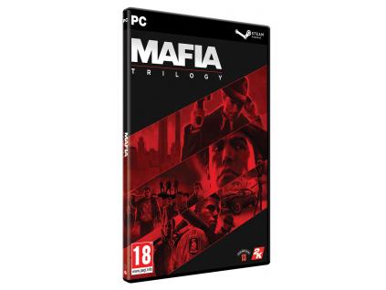 PC - Mafia Trilogy, 5026555364621