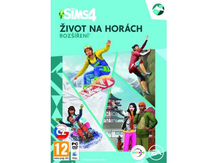 PC - The Sims 4 - Život na horách ( EP10 ), 5030936123035