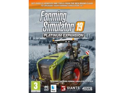 PC - Farming Simulator 19: Platinum Expansion, 8595172607864