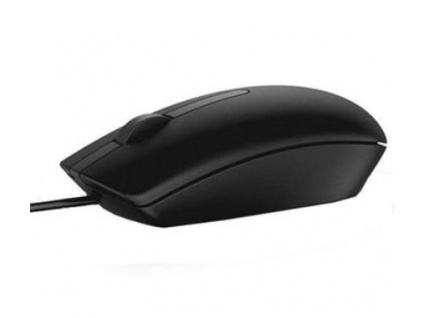 DELL Optical Mouse - MS116 - Black, 570-AAIS