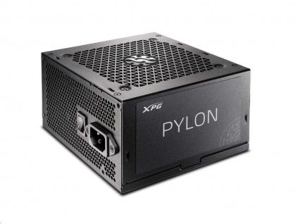 ADATA XPG zdroj PYLON 450W 80+ BRONZE, PYLON450B-BK