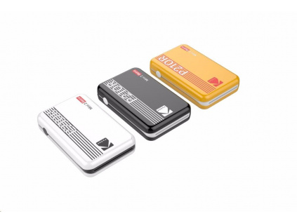 Kodak Printer Mini 2 Plus Retro White, P210RW