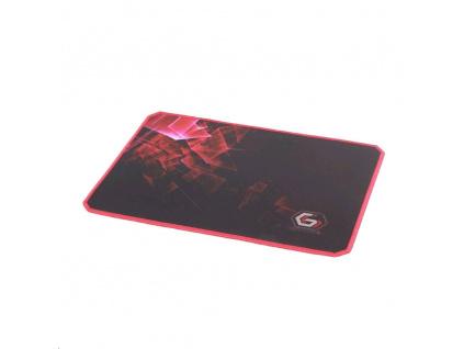 C-TECH herní podložka pod myš látková černá, MP-GAMEPRO-M, 250x350 mm, MP-GAMEPRO-M