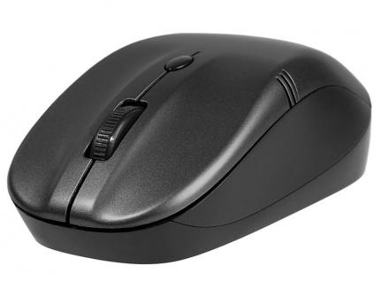 TRACER myš Joy BLACK RF NANO, bezdrátová, TRAMYS45003
