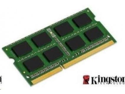SODIMM DDR4 4GB 2400MHz, CL17, 1R x16, KINGSTON ValueRAM 8Gbit, KVR24S17S6/4