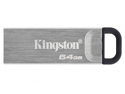 KINGSTON DataTraveler KYSON 64GB / USB 3.2 / kovové tělo, DTKN/64GB