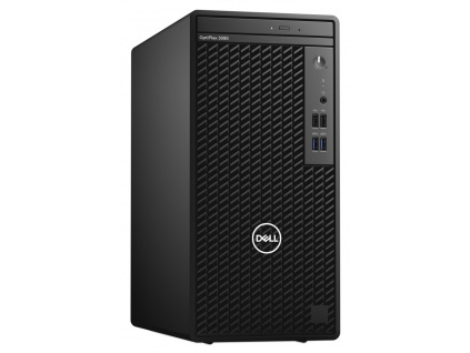 DELL OptiPlex 3080 MT/ i3-10100/ 8GB/ 256GB SSD/ DVDRW/ W10Pro/ 3Y Basic on-site, 347F2