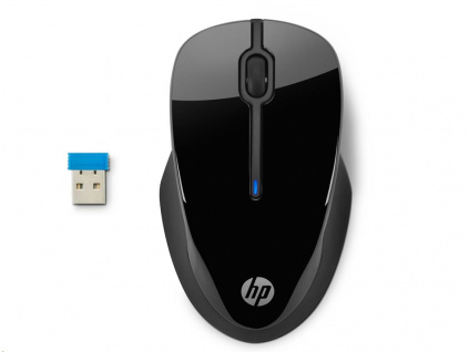 HP Wireless Mouse 250 - mouse, 3FV67AA#ABB