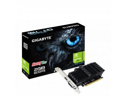 GIGABYTE GT 710 Ultra Durable 2 pasiv 2GB GDDR5, GV-N710D5SL-2GL