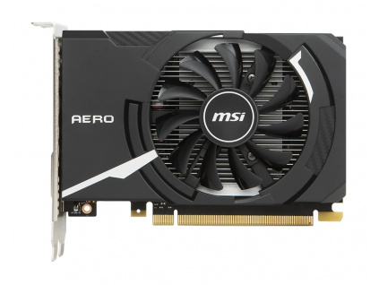 MSI GT 1030 AERO ITX 2G OC, GT 1030 AERO ITX 2G OC - bez obalu