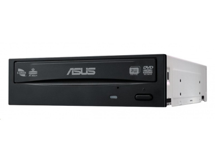 ASUS DVD Writer DRW-24D5MT/BLACK/BULK, black, SATA, M-Disc, bulk (bez SW), 90DD01Y0-B10010