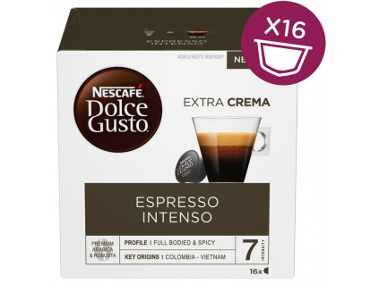Nescafé Dolce Gusto ESPRESSO INTEN.16Cap