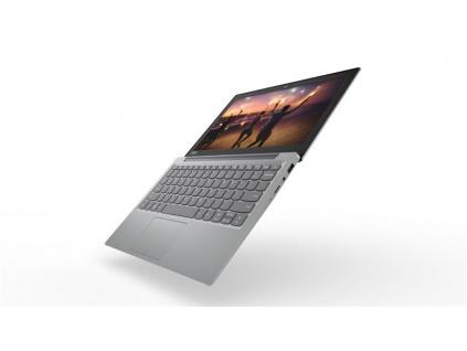 "Lenovo IdeaPad 120S-11IAP Celeron-QC N3450 2,20GHz/4GB/eMMC 32GB + 64GB microSD/11,6"" HD/AG/WIN10 šedá REWORK, 81A400F7CK"