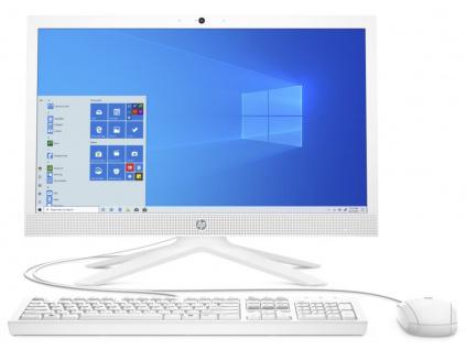 "HP 21-b0000nc/ AiO/ Celeron J4025/ 4GB DDR4/ 256GB SSD/ Intel UHD 600/ 21"" FHD IPS/ W10H/ Bílý/ kbd+myš, 2X3D6EA#BCM"