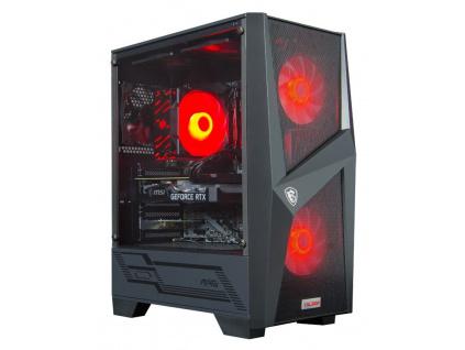 HAL3000 Master Gamer IEM / Intel i5-10400F/ 16GB/ RTX 2060/ 1TB PCIe SSD/ WiFi/ W10, PCHS2465  + webová kamera k pc zdarma
