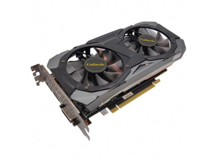 MANLI VGA GeForce GTX 1660 Super Gallardo 6 GB, M-NGTX1660SG/6REHDP-M2436