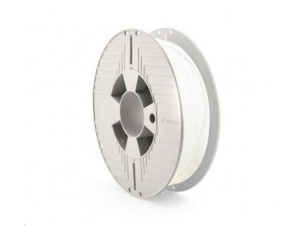 VERBATIM 3D Printer Filament TEFABLOC TPE 1,75mm,190m, 500g white, 55510