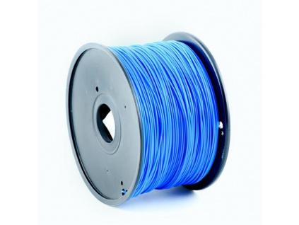 GEMBIRD 3D PLA plastové vlákno pro tiskárny, průměr 1,75 mm, modré, 3DP-PLA1.75-01-B, 3DP-PLA1.75-01-B