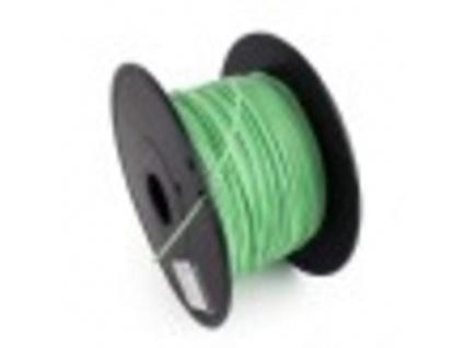 GEMBIRD 3D PLA plastové vlákno pro tiskárny, průměr 1,75 mm, zelené, 3DP-PLA1.75-01-G, 3DP-PLA1.75-01-G