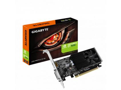 GIGABYTE GT 1030 Low Profile D4 2G, GV-N1030D4-2GL