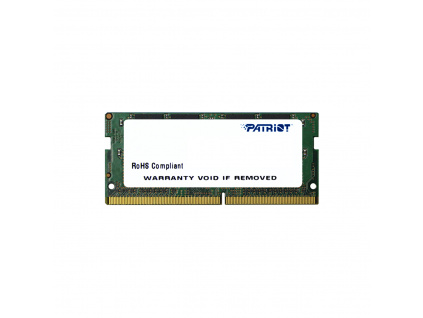 SO-DIMM 4GB DDR4-2666MHz Patriot CL19, PSD44G266681S