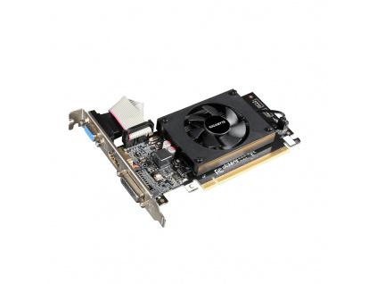 GIGABYTE GT 710 Ultra Durable 2 2GB, GV-N710D3-2GL
