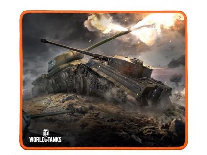 Herní podložka pod myš MP-10 - World of Tanks (PC), pchwkxwotgmmp10