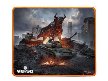 Konix herní podložka pod myš MP-11 - World of Tanks (PC), pchwkxwotgmmp11