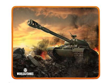 Herní podložka pod myš MP-12 - World of Tanks (PC), pchwkxwotgmmp12