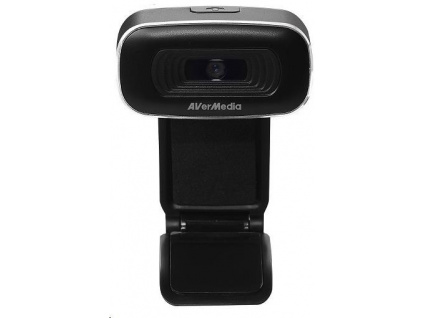 AVERMEDIA HD Webcam 310X, Full HD 1080p, with build-in microphone, 61PW310O00AB