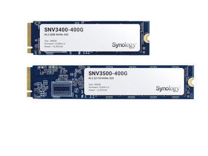 Synology SNV3400-400G SSD M.2 NVMe 400 GB, SNV3400-400G