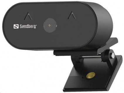 Sandberg USB kamera Webcam Wide Angle 1080P, 134-10